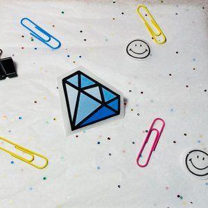 hand made individual multi purpose stickers